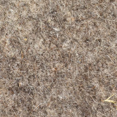 Paillage laine de mouton
